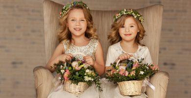 Ropa de ceremonia niños