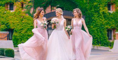 Como elegir vestido de dama de honor, 10 consejos.